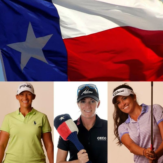 LPGA Players from Texas Shine In Irving!!